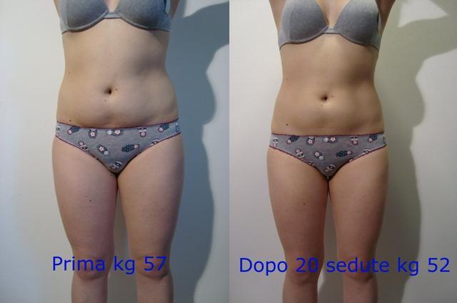 dimagrire 5 kg in due mesi
